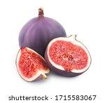 Fresh Fig Fruit And Half...