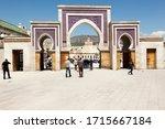 Fez Morocco. April 25  2014 ...