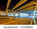 nterior of an urban tunnel...   Shutterstock . vector #171568031