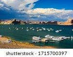 Lake Powell  Arizona   Usa   07 ...