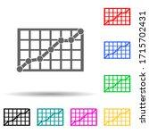 campaign statistics multi color ...