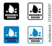 """""""washable design"""" easy cleaning ... 