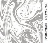 gray marble texture vector... | Shutterstock .eps vector #1715952751