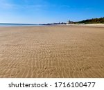 Empty Beach North Side Of...