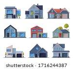 Modern Cottages Facades...