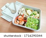 The Delicious Luch Boxes In...