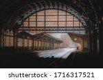 Vitebsky Railway Station....