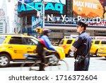 New York City  Usa   May 4 ...