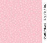 Rose Seamless Pattern. Pink...