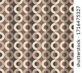 geometric background design.... | Shutterstock .eps vector #1716475327