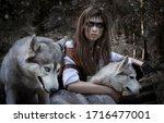Art Photo Of A Stern Hunter...