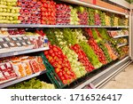 Many Varieties Of Vegetables I...