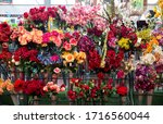 Colorful Showcase Of Flower...