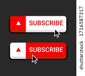 Subscribe Button  Bell Button ...