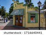 Key West  Florida  Us November...