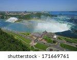 Niagara Falls. American And...