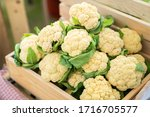 Beautiful Cauliflower With...