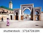Fez  Morocco April 25  2014 ...