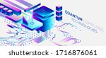 artificial intelligence and... | Shutterstock .eps vector #1716876061