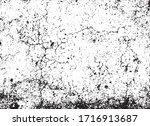 grunge texture abstract black... | Shutterstock .eps vector #1716913687