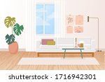 modern flat illustration with... | Shutterstock .eps vector #1716942301