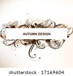 abstract vector illustration... | Shutterstock .eps vector #17169604