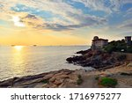 Seascape Of The Tuscan Coast I...