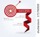 business concept vector... | Shutterstock .eps vector #171700505