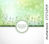 vector envelope for invitations ... | Shutterstock .eps vector #171712919