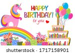 Happy Birthday To You  Greeting ...