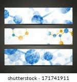 jpg  dna banner   Shutterstock . vector #171741911