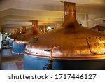 Vintage Copper Brewing Kettles...