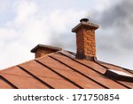 Chimney With Neglected...
