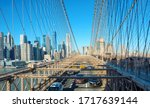 new york city  united states  ... | Shutterstock . vector #1717639144