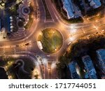 Just a big junction in Holon