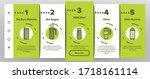 travel mug hot drink onboarding ... | Shutterstock .eps vector #1718161114