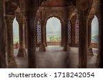 Views Through The Arches Inside ...