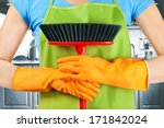 Cleaning Maid