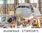 Aviation Hangar And Repairable...