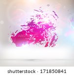 abstract colorful background ... | Shutterstock .eps vector #171850841