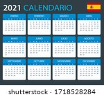 vector template of color 2021... | Shutterstock .eps vector #1718528284