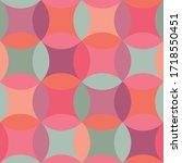 simple geometric circles...   Shutterstock .eps vector #1718550451