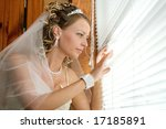 day of wedding the most solemn... | Shutterstock . vector #17185891