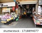 ankara turkey 03 30 2020  aview ... | Shutterstock . vector #1718894077
