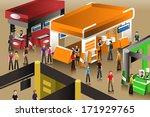 a vector illustration of... | Shutterstock .eps vector #171929765
