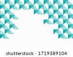 abstract color background from... | Shutterstock .eps vector #1719389104