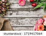 Heroes Floral Background On...
