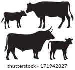 quality black and white vector... | Shutterstock .eps vector #171942827