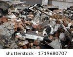 Ruins Of A Broken Building  For ...