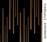 vertical lines random of... | Shutterstock .eps vector #1719760411